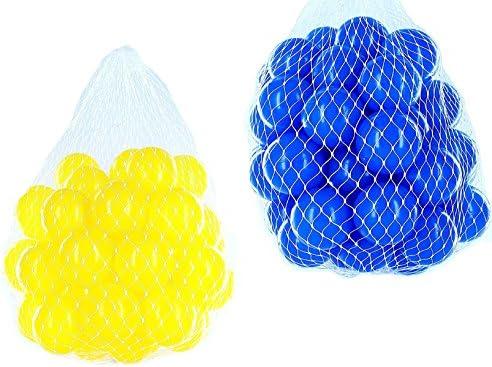 Balles balles pour salle de bain bain bain Mix AssortiHommes t de Bleu et jaune   Excellent (dans) La Qualité  4725f1