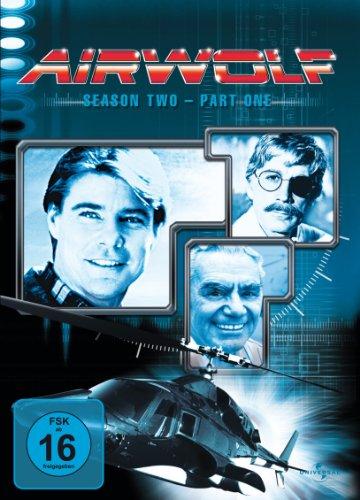 Airwolf - Season 2.1 [3 DVDs]