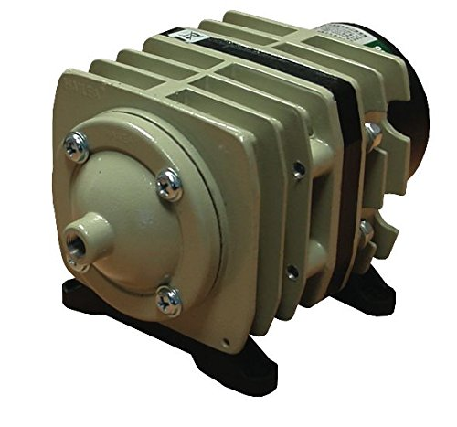 HAILEA ACO-308 Luftkompressor 3600 L/H Durchlüfter Luftpumpe Kolbenkompressor Teichpumpe