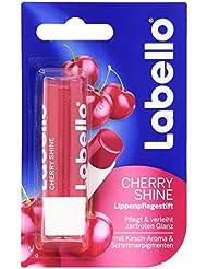 Labello Lippenpflege Fruity Shine Cherry, 4,8g