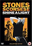 Stones Scorsese Shine A Light (2 Disc Collectors Edition with Bonus Digital Copy) [DVD]