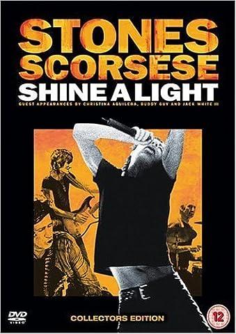 Shine A Light (2 Disc Collectors Edition with Bonus Digital Copy) [DVD]