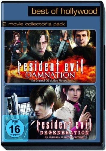 Best of Hollywood - 2 Movie Collector's Pack: Resident Evil: Damnation / Degeneration [2 DVDs]