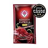 Paprika Piccante Ungherese da Szeged 100g - Qualità Premium - Vincitore del Premio Great Taste