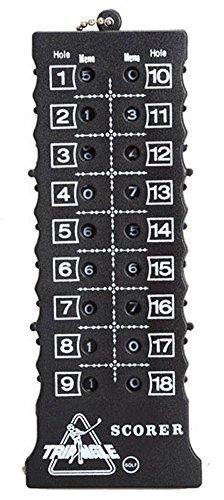 SaySure - 18 Hole Golf Stroke Putt Score Card Counter Indicator