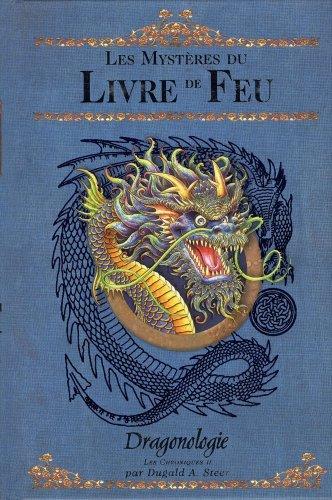 Dragonologie, les chroniques, Tome 2 : Les mystères du Livre de Feu