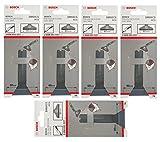 5x Bosch Schaber Messer SM 60 CS für Bosch PSE 150 180E 220E GSE 300E 2608691027