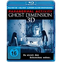 Paranormal Activity - The Ghost Dimension - Extended Cut