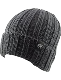 City Hunter Retro Knitted 'Watch' Hat