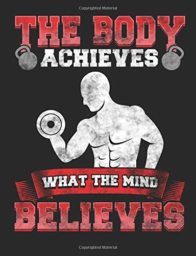The Body Achieves What The Mind Believes por Timmer Books