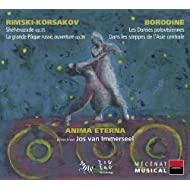 Rimski-Korsakov: Shéhérazade & La grande Pâque Russe - Borodine: Les Danses polovtsiennes & Dans les steppes de l'Asie Centrale