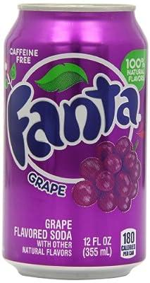 Fanta Grape 355ml x 12