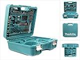 Makita Koffer inkl. 101 teiliges Werkzeugset für BHP / DHP / BDF / DDF 343 453 452 456