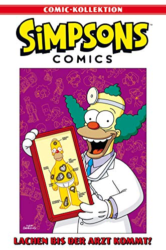 Simpsons Comic-Kollektion: Bd. 23: Lachen bis der Arzt kommt!