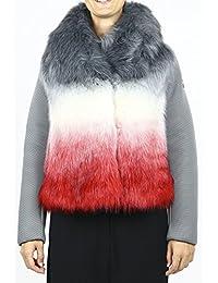 Amazon Abbigliamento Giacca Pelliccia it Colmar Donna 5wqaw0cxrX