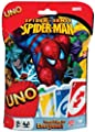 Uno Jeu de cartes – Marvel Spider-Man Spider Sense – Family Friendly difficiles et éducatif