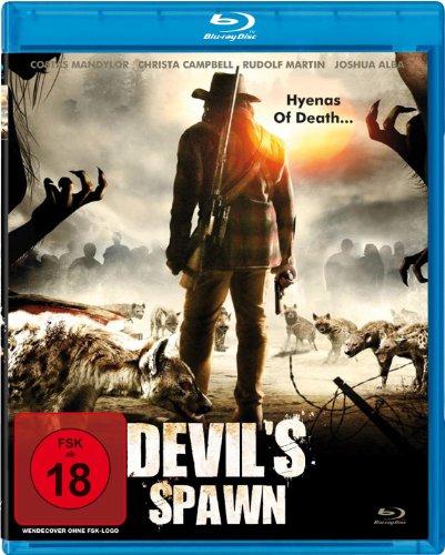 Preisvergleich Produktbild Devil's Spawn [Blu-ray]