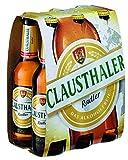Clausthaler Radler Alkoholfrei Biermischgetränk MEHRWEG (6 x 0.33 l)