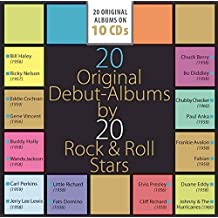 20 Original Albums Rock+Roll Stars