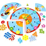 Picnmix Reloj Inteligente - Aprender a Contar Juegos y Juguetes Educativos para niños 4 años a 7 años