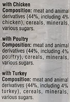 Sheba Fresh Choice Cat Pouches Fish Collection in Gravy, 6 x 50 g, Pack of 8 (Total 48 Pouches)