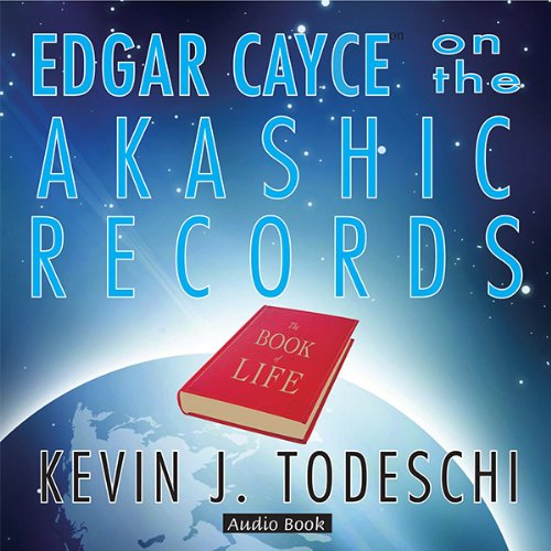 Edgar Cayce on the Akashic Records Audio Book  Audiolibri