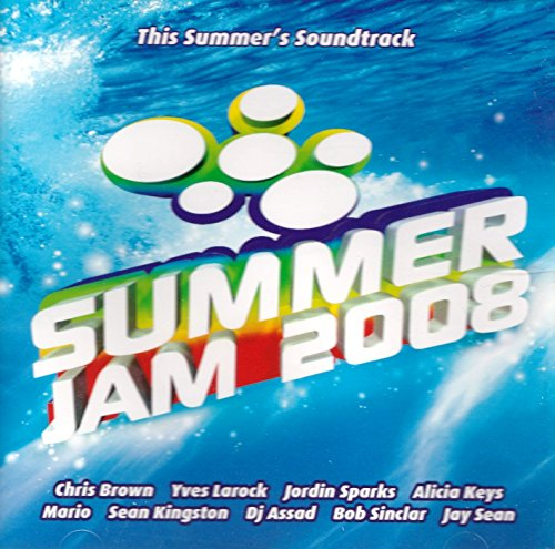 Summer Jam 2008 [CD] 2008 (Radio Macau)