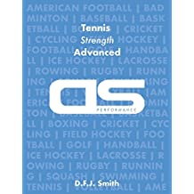 DS Performance - Strength & Conditioning Training Program for Tennis, Strength, Advanced