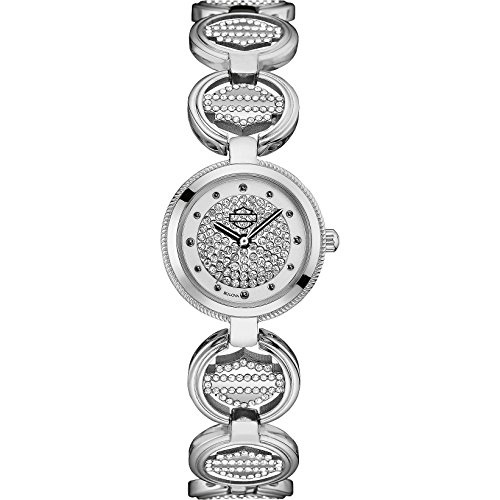 Only Time Ladies Watch Harley Davidson trendy 76L179 code