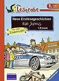 Neue Erstlesegeschichten für Jungs 1. Klasse: Mit toller Zaubertafel (Leserabe - Sonderausgaben) - Henriette Wich
