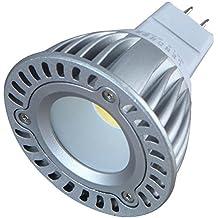 Pro Elec–5W MR16LED Bombilla, 350lm, luz fría (GLS equivalente: 30W)