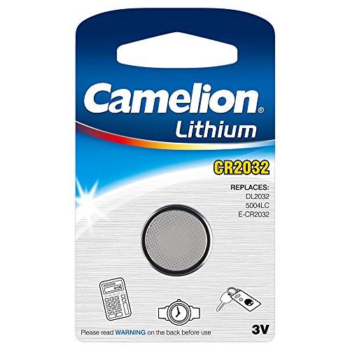 Camelion 13001032 Pile Bouton Lithium CR2032 3 V