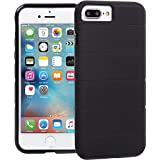 Case-Mate CM034780X - Funda para Apple iPhone 7+ / 6+ / 6S+, color negro
