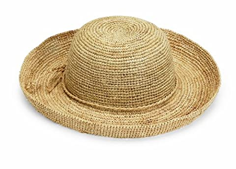 Wallaroo Women's Catalina Sun Hat - Adjustable & Packable