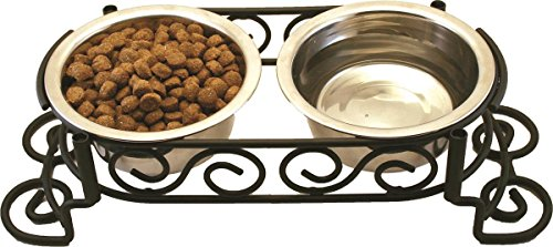 Spot Ethical Mediterranean Stainless Steel Double Diner 1pt (Diner Erhöhte Double)