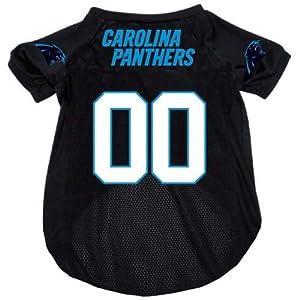 Carolina Panthers pour Animal Domestique Chien Maillot de Football Medium