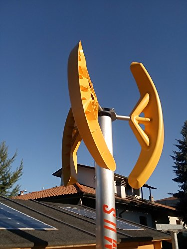 mini windrad SMART WIND 1000 vertikal windkraftanlagen 1KW garten Windgenerator