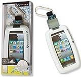 Armor-X IPX7 iPhone étanche 3GS Coque avec Mousqueton - Blanc (sku 14554)