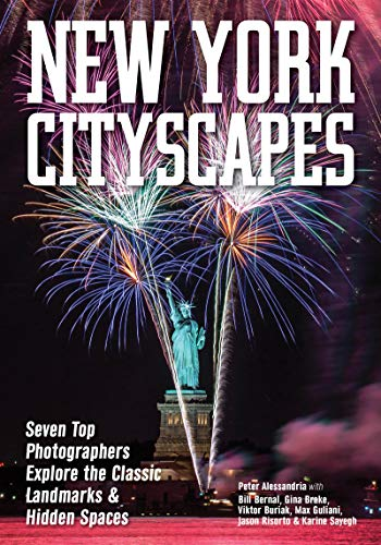 New York Cityscapes: Seven Top Photographers Explore the Classic Landmarks & Hidden Spaces