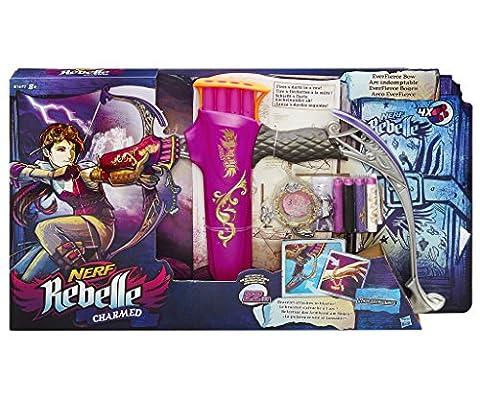 Hasbro Nerf Rebelle B1697EU4 - Charmed EverFierce Bogen,