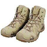 Lowa Zephyr Mid Vent Military Boots UK 10 Desert Tan