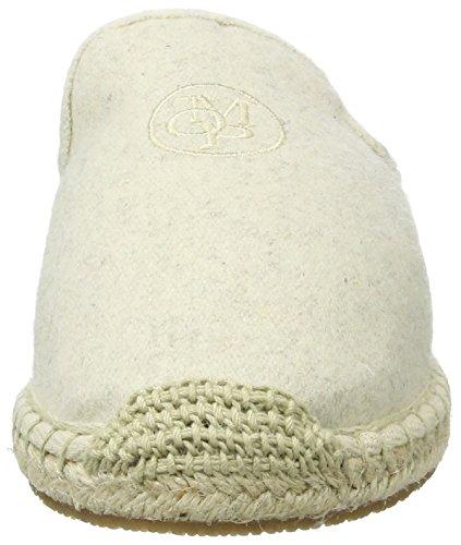 Marc O'Polo Damen Home Slipper 70914289301606 Pantoffeln Beige (Beige Melange)