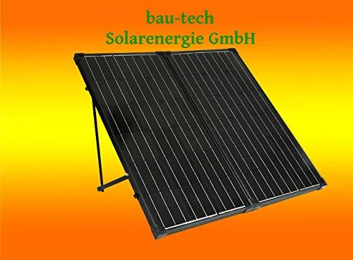 200Watt Solarkoffer für Wohnmobil Garten Freizeit, Solaranlage Komplettpaket von bau-tech Solarenergie GmbH
