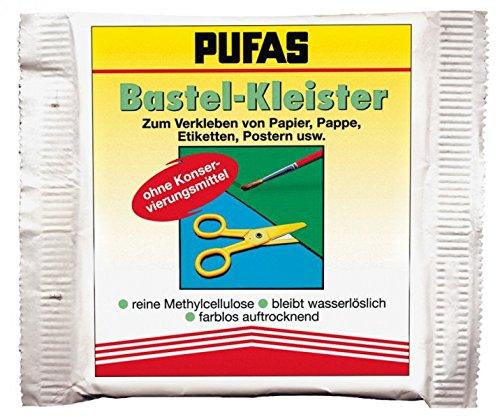 Pufas Bastelkleister 50gr ohne Koservierungsmittel