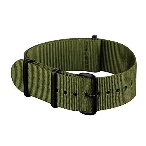 Infantry - Herren -Armbanduhr- WS-NATO-BG-22M