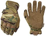 Mechanix Wear FFTAB-78-010 Guanti Tattici Fastfit, Multicolore, Large