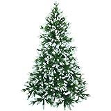 Künstlicher Weihnachtsbaum 180cm in Premium Spritzguss Qualität