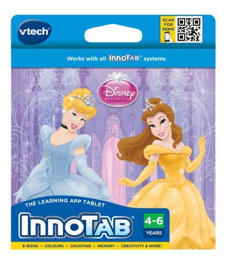 Disney Princess VTech InnoTab Software