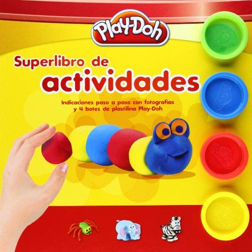 Superlibro de actividades (Play-Doh)