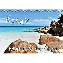 Relax, Momente der Ruhe (Tischkalender 2019 DIN A5 quer): Landschaften für Ruhe und Entspannung (Monatskalender, 14 Seiten ) (CALVENDO Natur)